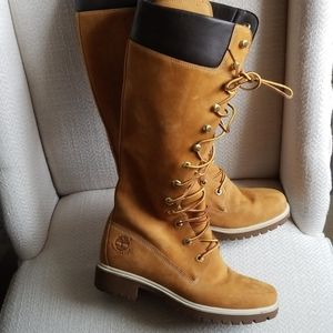 Timberland Tall Boots